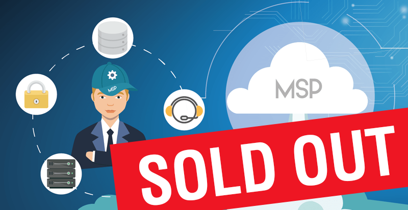MSP_Courses sold Out